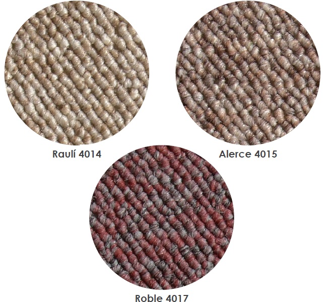 Alfombra Boucle Country 600 Gr.